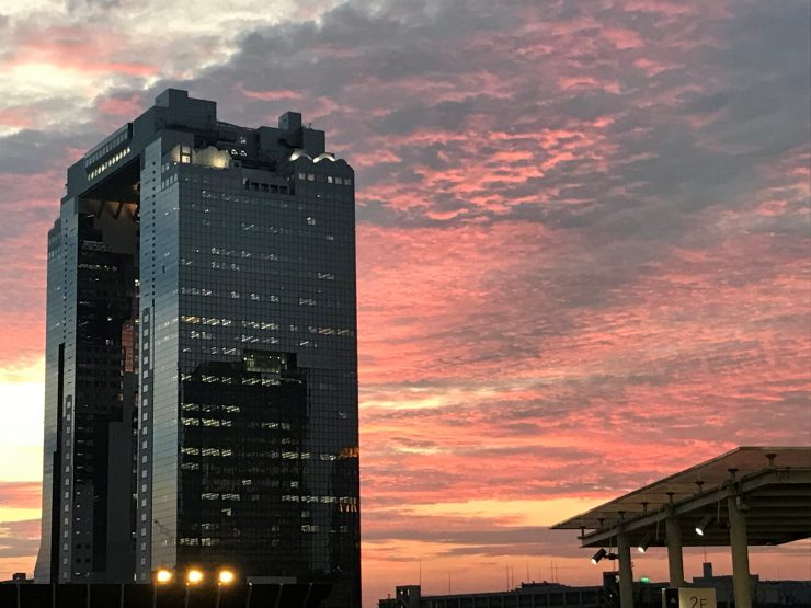 Osaka skybuilding